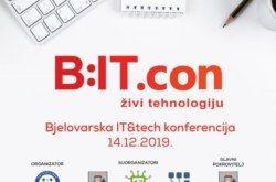 B:IT.con najveća bjelovarska IT&tech konferencija: Već treću godinu zaredom u našem gradu