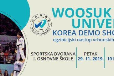 """""""Korea demo show"""" u Bjelovaru: Ulaz besplatan"""