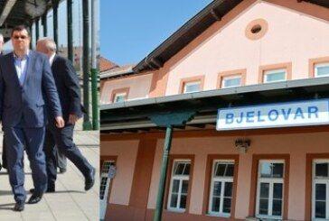 Uoči otvorenja pruge na relaciji Sveti Ivan Žabno – Gradec: Prijedlog Županije je više direktnih linija