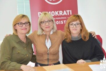 Stranka Demokrati podržava učitelje i profesore u štrajku: Velika podrška u borbi za dostojanstven život i pravednu plaću
