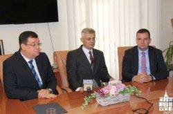 Župan i gradonačelnik s veleposlanikom Turske o investicijama i koju korist imaju građani od geotermalne elektrane?