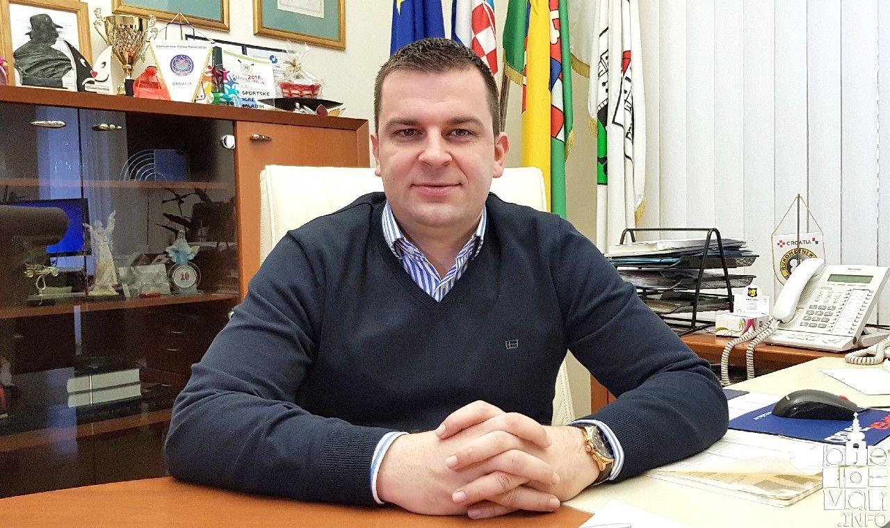 ODVOJI PO BOJI: Gradonačelnik Dario Hrebak - Ponosan sam na sugrađane