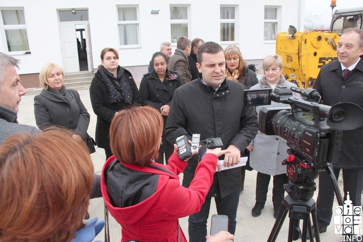 Grad Bjelovar: Kreće gradnja Dječjeg vrtića u Gudovcu vrijedna 8,3 milijuna kuna - U dvije godine uloženo 35 milijuna kuna za vrtiće