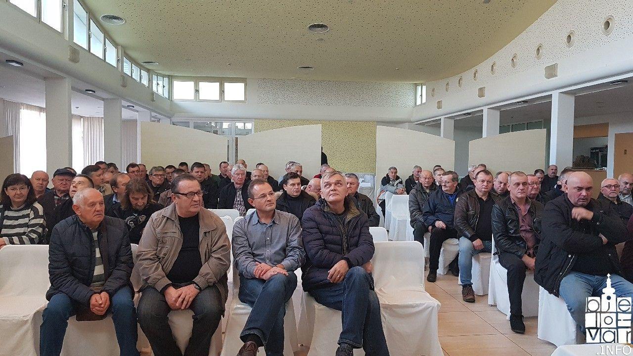 Redovna godišnja Skupština Udruge HVIDR-e Bjelovar o predsjedničkim izborima i postupcima predsjednika Hvidre Josipa Đakića