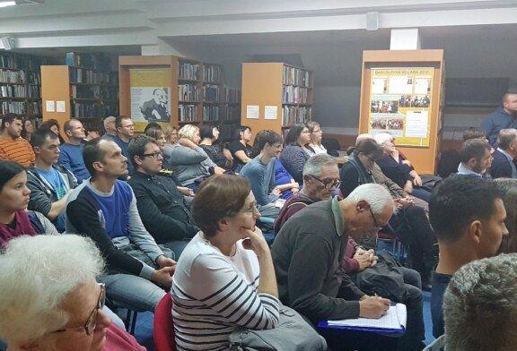 Sedam govornika sa zanimljivim temama privukao Bjelovarčane u bjelovarsku Knjižnicu