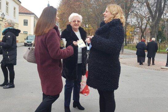 U Bjelovaru obilježen Međunarodni dan borbe protiv nasilja nad ženama: U posljednjih 5 godina u Hrvatskoj je ubijena 91 žena