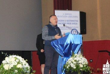 Veleučilište u Bjelovaru: Obilježeno 10 godina rada Preddiplomskog stručnog studija sestrinstva