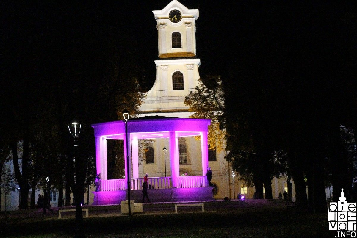 U centru Bjelovara obilježen Međunarodni dan svjesnosti o prijevremenom rođenju