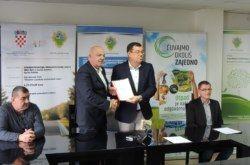 Županija: Uručen Program raspolaganja državnim poljoprivrednim zemljištem za Općinu Štefanje