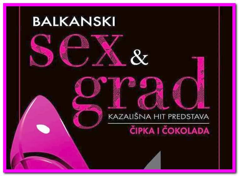 Seks i grad u troje