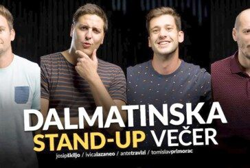 Najbolji splitski stand-up komičari prvi put u Bjelovaru!