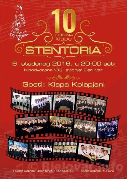 Plakat za koncert 2019 1