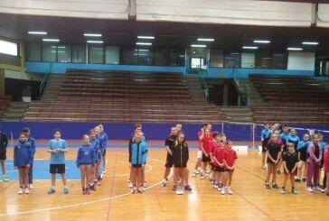 Badminton klub Bjelovar: PRVENSTVO HRVATSKE U13 I U17
