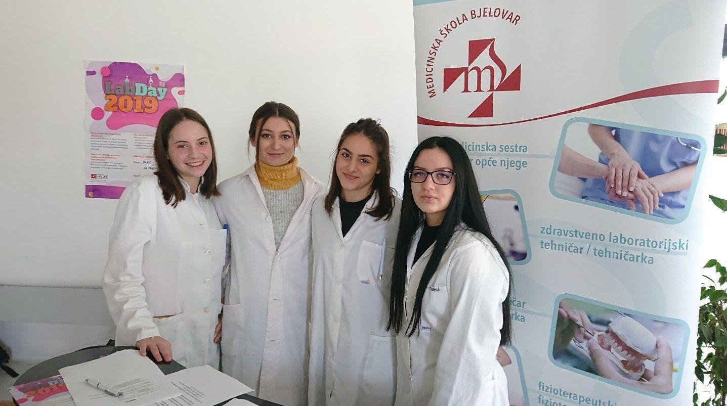 Međunarodni dan laboratorijske medicine - LabDay 2019. obilježen i u Bjelovaru