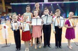 (FOTO) RAMONA PEČAR osvojila DVA ZLATA na plesnom natjecanju u Zagrebu