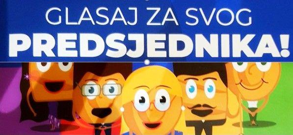 AKO NISTE DONIJELI ODLUKU ZA PREDSJEDNIČKOG KANDIDATA, PREDLAŽEMO MI - Đuro Krumpirević, Luka Mesić ili Marica Sirko-Zelić?