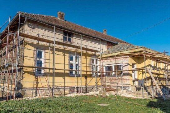 Čazma: Počela energetska obnova škole u Grabovnici