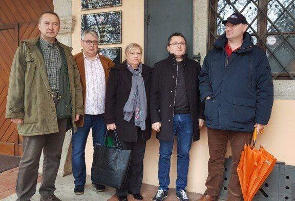 U predblagdanskom duhu prepucavanja se nastavljaju: Konferencija koalicije stranaka NL Damir Bajs, SDP, HSU, HNS, ORaH, HSS braće Radić i BUZ-a