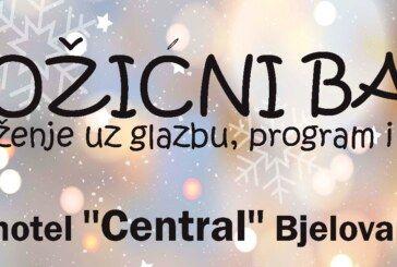 "BOŽIĆNI BAL u organizaciji Plesnog kluba ""H-8"""
