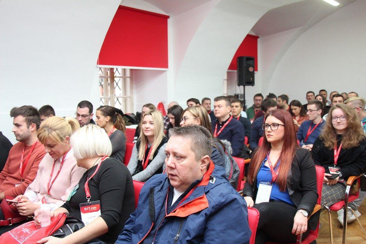 BJELOVAR: Treća B:IT.con konferencija okupila veliki broj posjetitelja i predavača