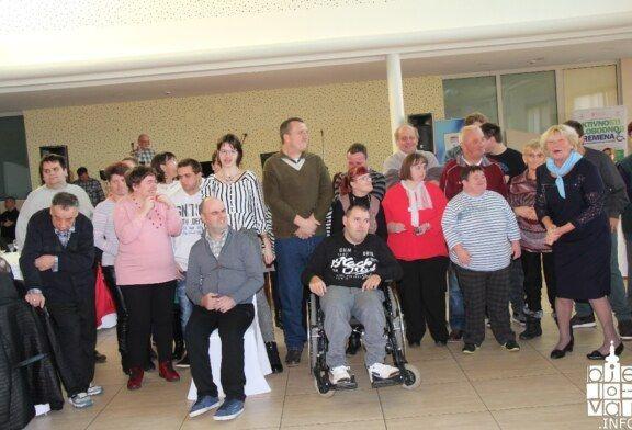 (FOTO) Bjelovar: Svečano obilježen Međunarodni dan osoba s invaliditetom