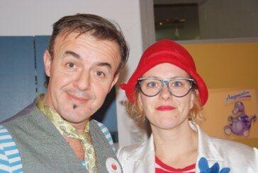 (FOTO) Crveni nosovi razveselili najmlađe pacijente bjelovarske bolnice