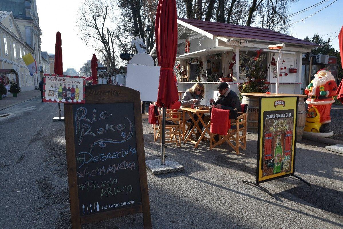 Dođite i probajte specijalitete KONOBE ROKO na Adventu u Bjelovaru