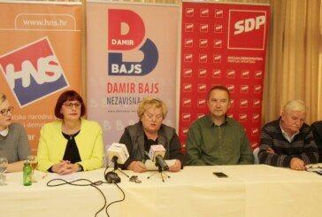 Članovi stranaka D. Bajs – Nezavisna lista, SDP i HNS o proračunu Grada Bjelovara za 2020.