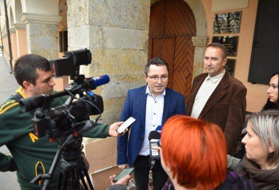 SDP-ovci se obrušili na vijećnika Crnomarića i gradonačelnika