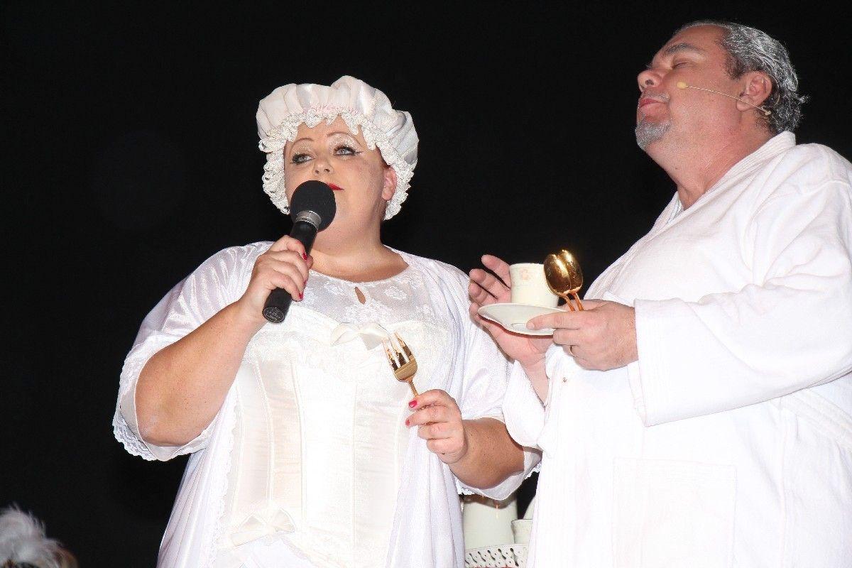 Silvestarska noć u Bjelovaru: Šaljivi kuplet