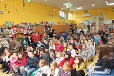 Promocija digitalne slikovnice Alena Bigača okupila bjelovarske mališane