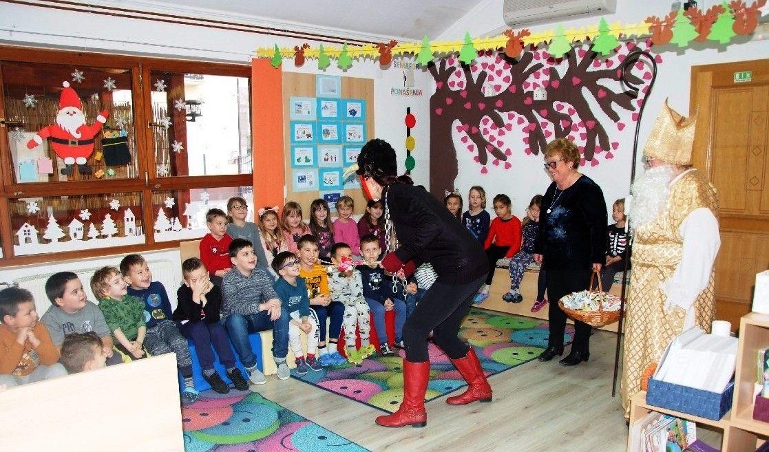 Udruga žena Srce Bilogore darivala djecu povodom blagdana Svetog Nikole