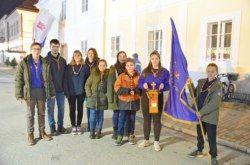 Betlehemsko svjetlo stiglo u Bjelovar: Svjetlo mira, dobrote, iskrenosti, topline, prijateljstva i ljubavi