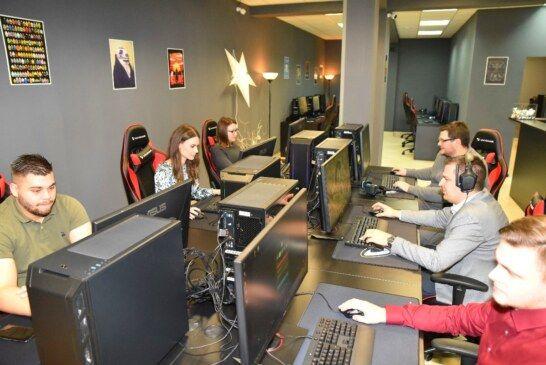 Otvorena je još jedna NOVA tvrtka u Bjelovaru – Gamebox Word prva gaming igraona