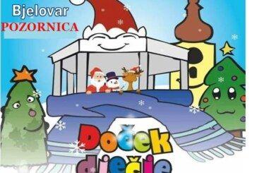 Dječja Nova godina u Bjelovaru: Veseli program za doček 2020.