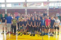U Bjelovaru održano šesto kolo regionalnog kupa u badmintonu: Badminton klub Bjelovar ostvario odlične rezultate