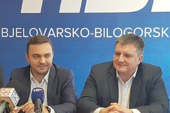 Bjelovarski HDZ: Zoran Milanović ozbiljno pati od poremećaja potpunog zaboravljanja ili od licemjerja
