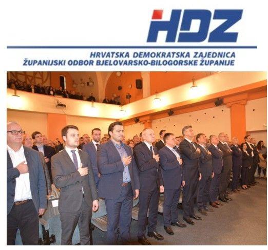 HDZ BBŽ: Zahvalio svim biračima - Čestitao pobjedniku Zoranu Milanoviću