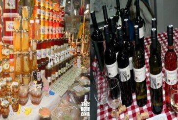 Ususret 16. Međunarodnom pčelarskom sajmu i 7. Izložbi vina i vinogradarske opreme u Gudovcu