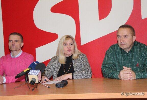 Bjelovarski SDP-e obrušio se na gradonačelnika Hrebaka: Novce građana troši na odvjetničke usluge, a ima kvalitetnu pravnu službu