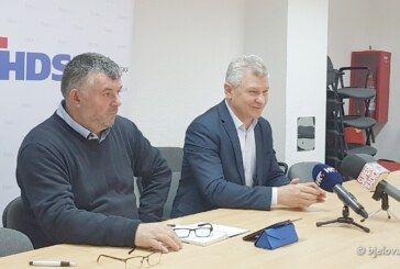 Bjelovarski HDS o suradnji s Gradom Bjelovarom, aglomeraciji, rad nedjeljom i tako dalje