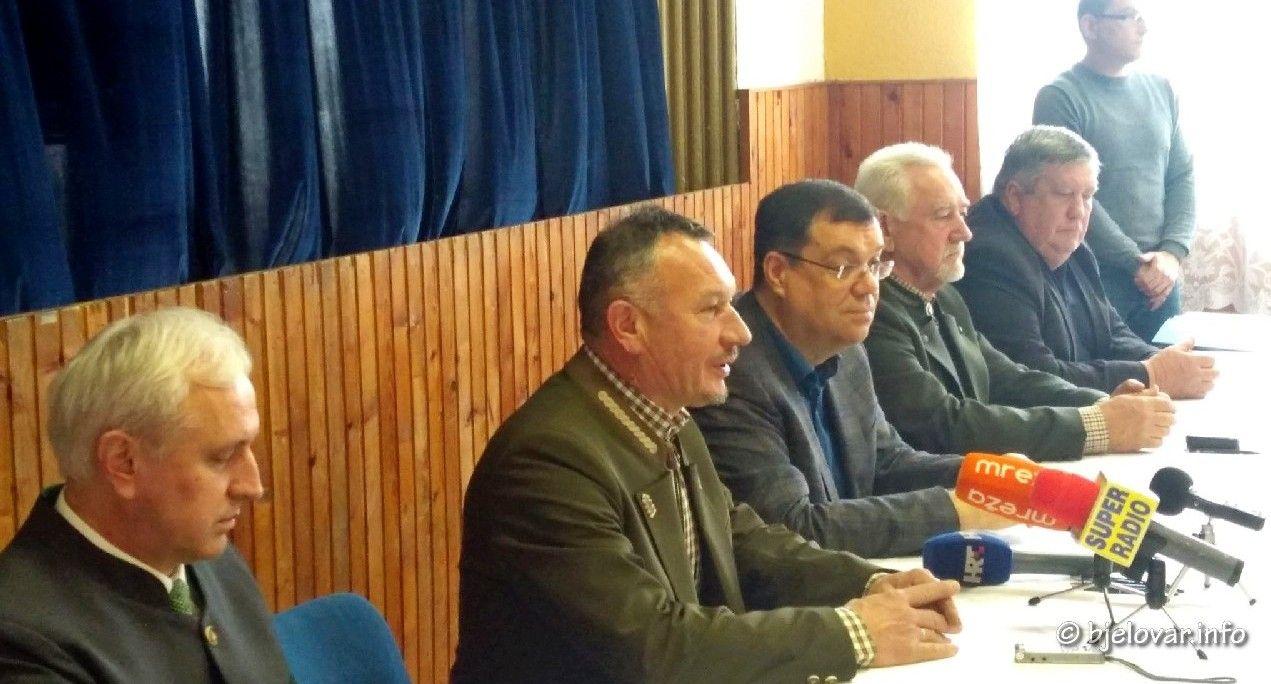 Županijske mjere za razvoj i unapređenje lovstva: Župan Bajs potpisao ugovore sa46 lovačkih saveza