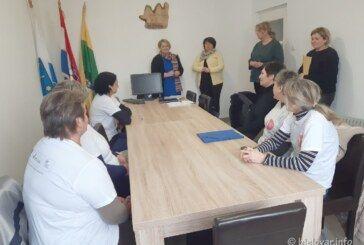 Zrinski Topolovac: Dugotrajno nezaposlene žene zadovoljne programom osposobljavanja za gerontodomaćicu i njegovateljicu