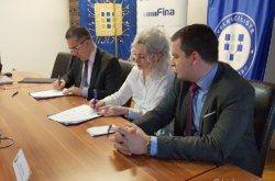 Veleučilište Bjelovar i FINA potpisali Sporazum o suradnji: FINA najavila i stipendiranje studenata