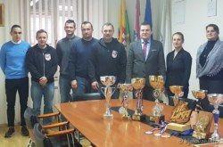 Bjelovarski motociklisti postigli SJAJNE REZULTATE: Gradonačelnik upriličio prijem