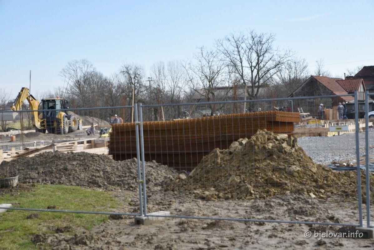 U tijeku je izgradnja DJEČJEG VRTIĆA u Gudovcu: Završetak radova očekuje se do kraja godine