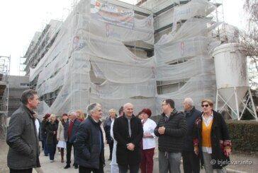 BJELOVARSKA BOLNICA: Radovi na energetskoj obnovi u punom jeku – Završetak radova očekuje se za mjesec dana