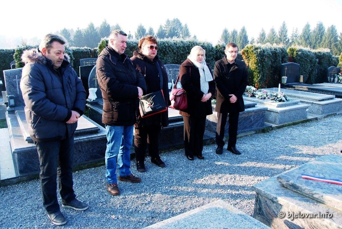 Sjećanje na Antu Radu, bivšeg zamjenika župana Bjelovarsko-bilogorske županije
