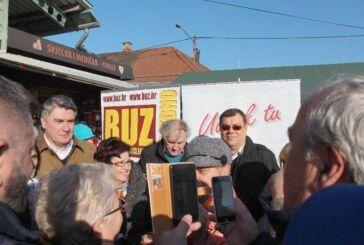 Priopćenje NL Damir Bajs: Čestitke novoizabranom predsjedniku Zoranu Milanoviću