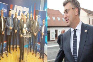 Premijer i predsjednik HDZ-a Andrej Plenković : Ne osjećam se odgovornim za izborni poraz – mi smo dali sto postotnu podršku!